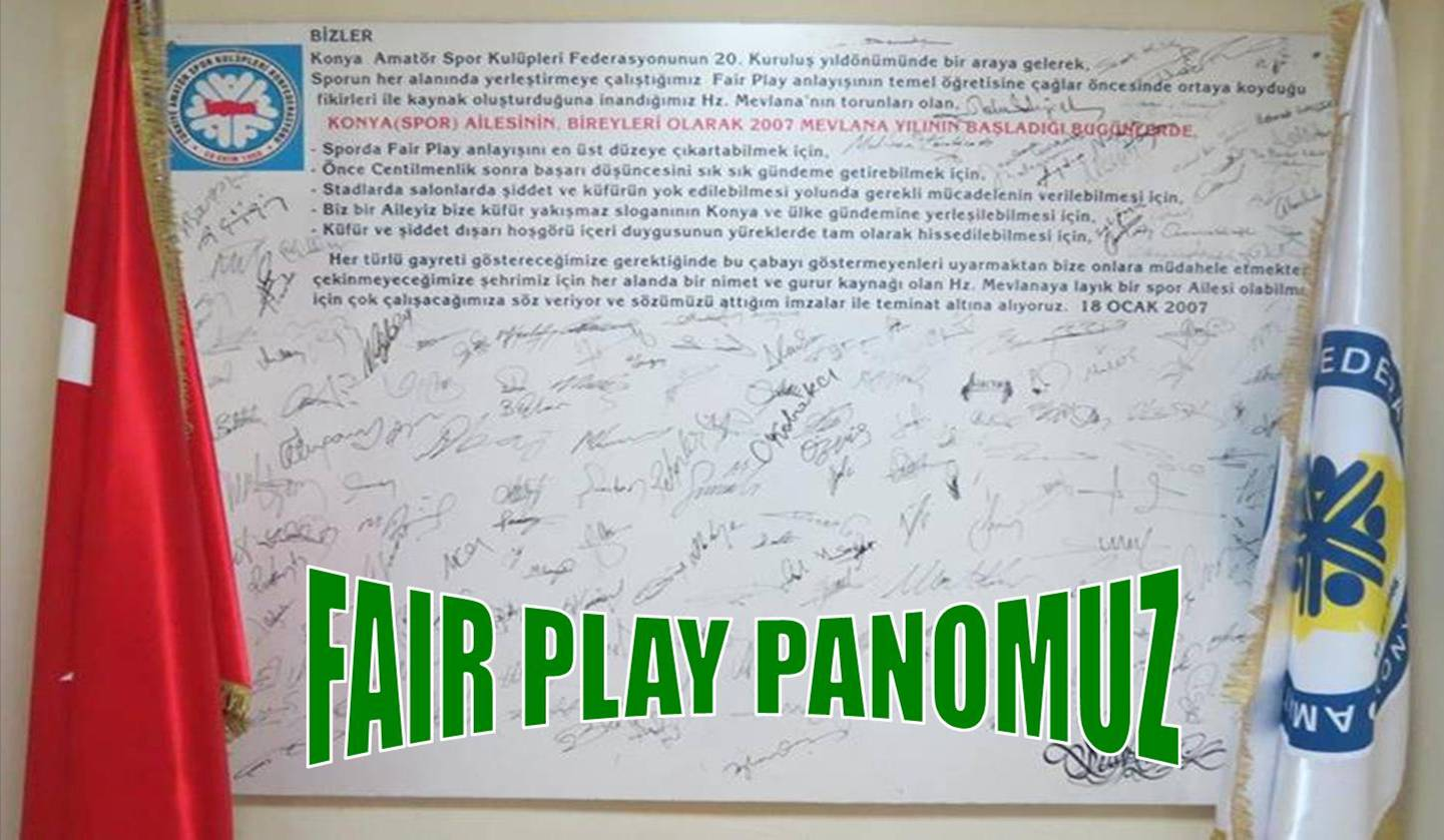 FAIR PLAY PANOMUZ
